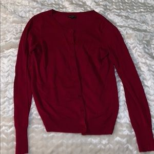 Like New ! Red Cardigan ❤️
